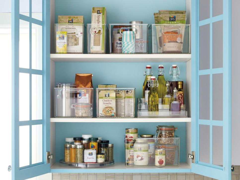 Tiny Home Designs: Clever Ways To Organize Your Kitchen Cabinets